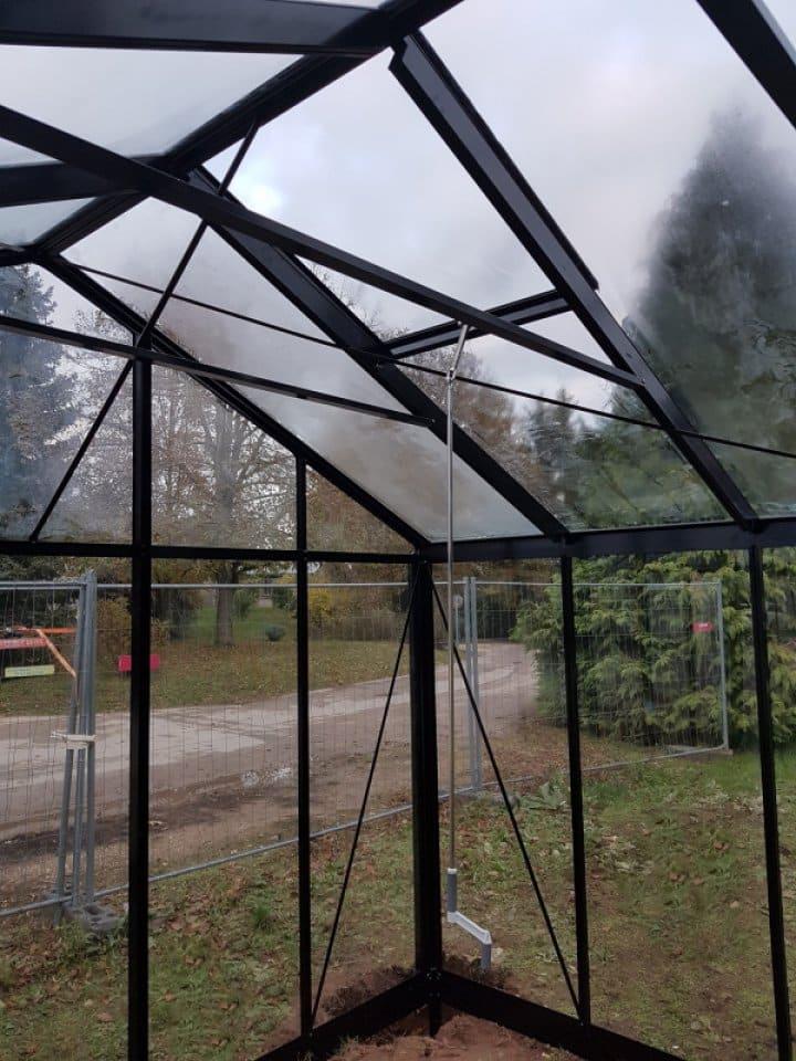 Implantation d'une serre de culture - Cerny (91 - Essonne) vue 3