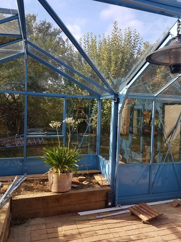 Serre d'ornement Orangerie gothique - Structure aluminium - Euro T Classic Victorian (Vue 5)