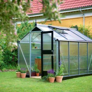 Petite serre de jardin - 2.24x2.24m - Compact - Juliana - 5.0m² (Vue 0)