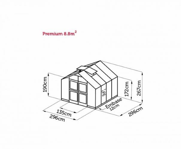 Premium - Juliana - 8.8m² (Vue 8)