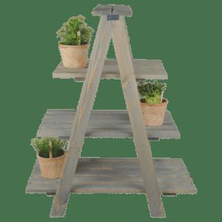 Étagère plante triangle (Vue 0)