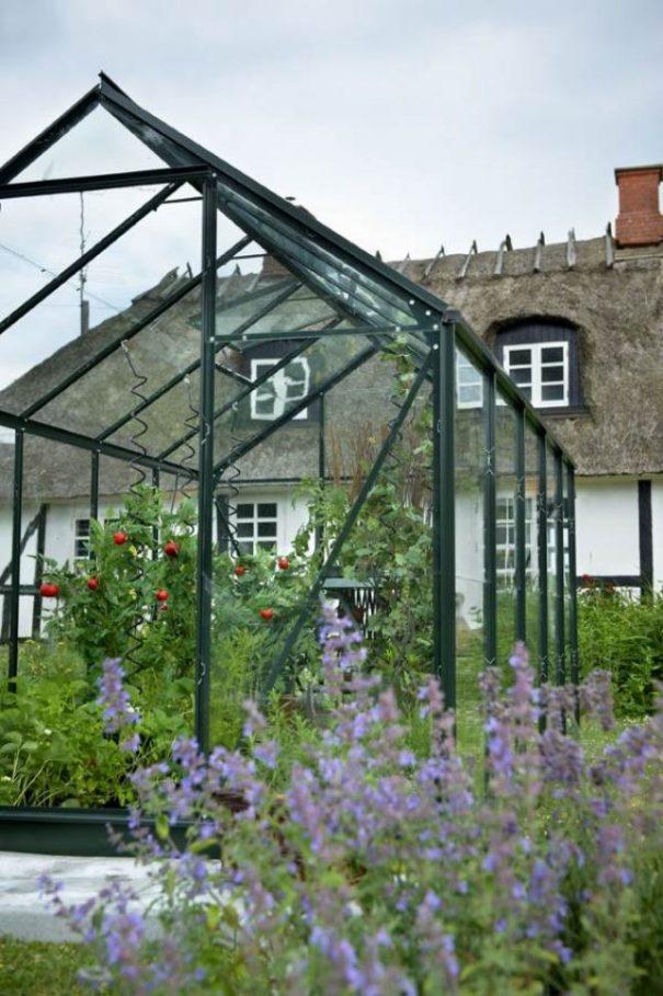 Petite serre de jardin - 1.93x1.95m - Popular 66 - Halls - 3.8m² (Vue 5)
