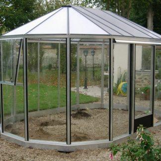 Kiosque de jardin - Structure aluminium - Euro Exotic Alu (Vue 0)