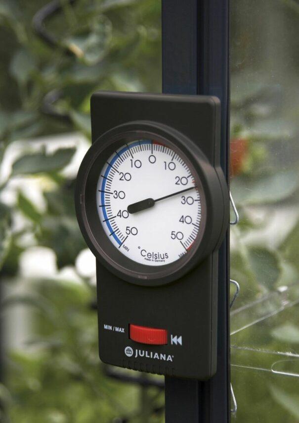 Thermomètre analogique (Vue 0)