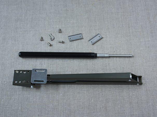 Ouverture automatique de lucarne (Vue 3)