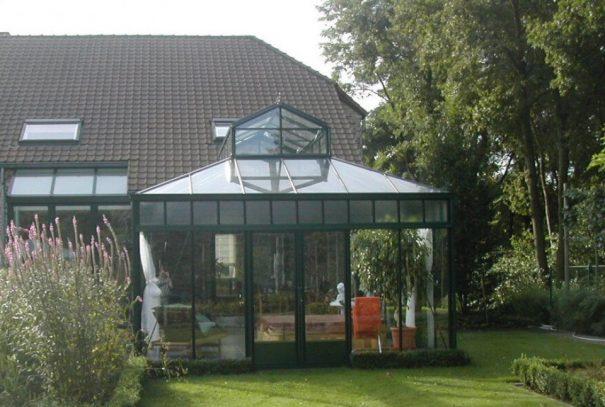 Serre d'agrément Orangerie - Structure aluminium - Euro Royal (Vue 0)