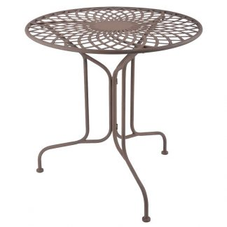 Table métal (Vue 0)