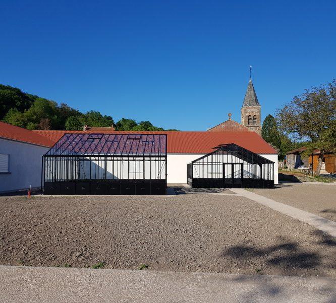 Implantation d'une serre de culture – Le Neufour (55 – la Meuse)
