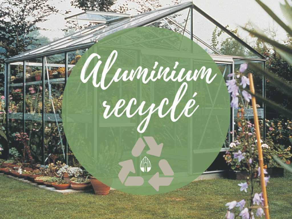 Alu recyclé