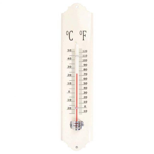 Thermomètre métal (Vue 1)