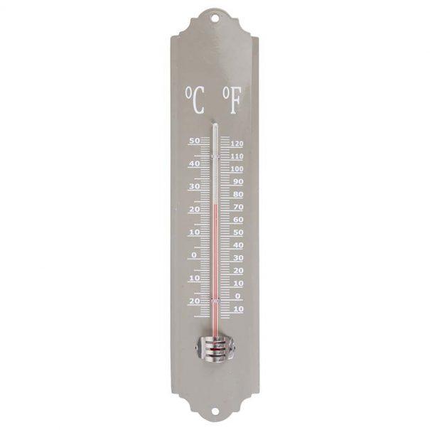 Thermomètre métal (Vue 2)