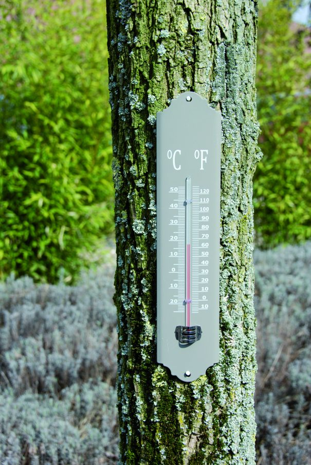 Thermomètre métal (Vue 0)