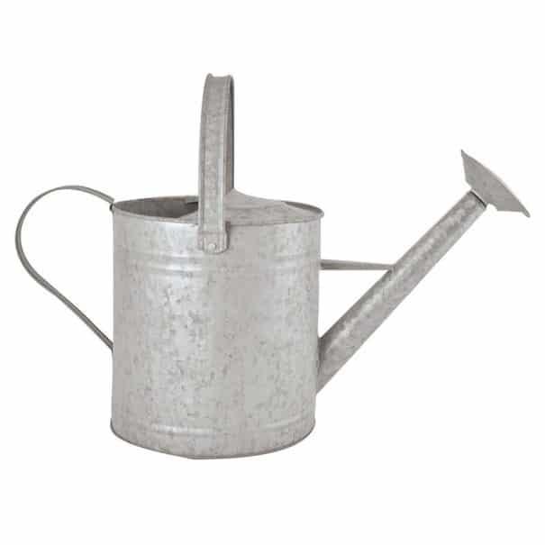 Arrosoir Zinc Patiné 3,5L (Vue 1)