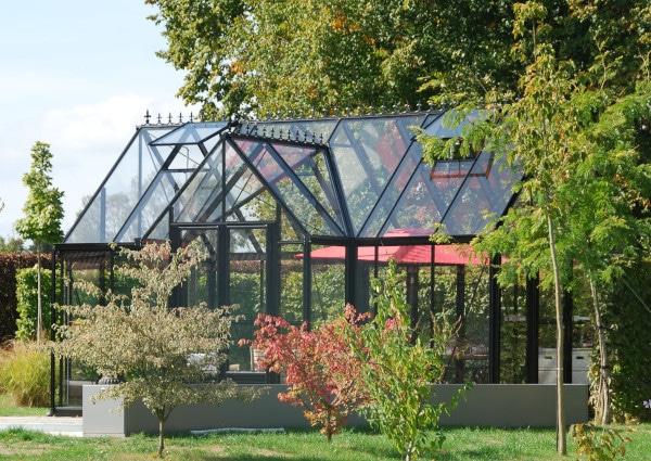 Pavillon de culture au style victorien - Structure aluminium - Victorian (Vue 1)