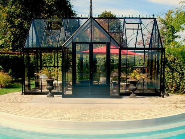 Pavillon de culture au style victorien - Structure aluminium - Victorian (Vue 0)