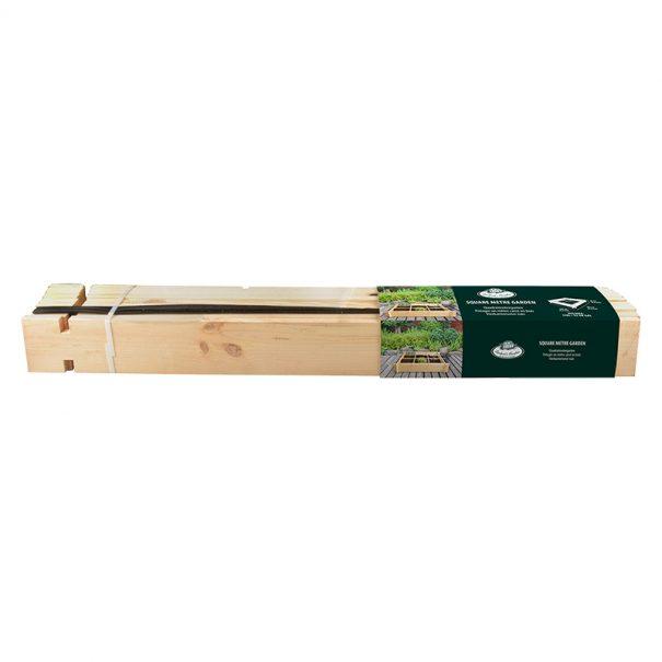 Carré potager en bois (Vue 1)